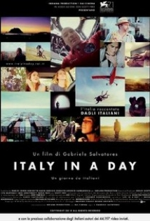 Italy in a Day film afişi