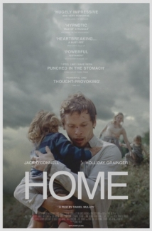 Home film afişi