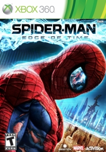 Spider-Man: Edge Of Time film afişi