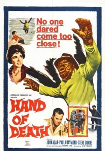 Hand Of Death film afişi