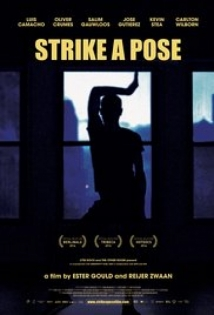 Strike A Pose film afişi
