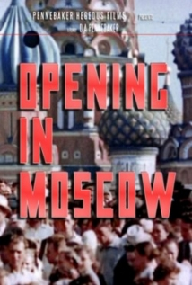 Opening In Moscow film afişi