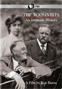 The Roosevelts: An Intimate History film afişi