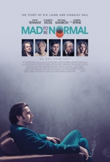 Mad to Be Normal film afişi