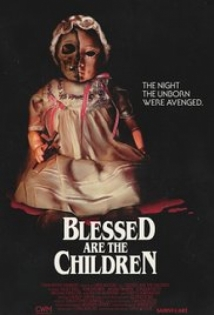 Blessed Are The Children film afişi