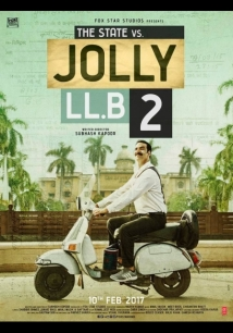 Jolly LLB 2 film afişi