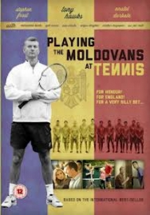 Playing The Moldovans At Tennis film afişi