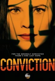Conviction film afişi