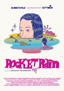 Rocket Rain film afişi