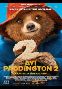 Paddington 2 film afişi