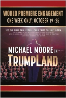 Michael Moore In TrumpLand film afişi