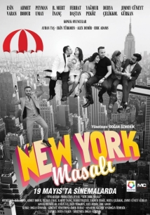 New York Masali film afişi