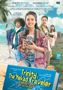 Trinity, The Nekad Traveler film afişi