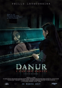 Danur: I Can See Ghosts film afişi