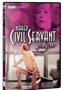 The Naked Civil Servant film afişi