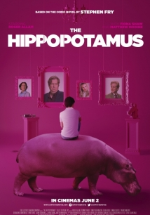 The Hippopotamus film afişi