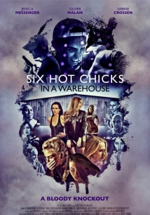 Six Hot Chicks In A Warehouse film afişi