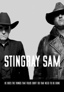Stingray Sam film afişi