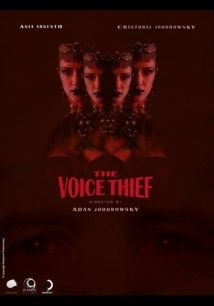 The Voice Thief film afişi