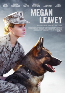 Megan Leavey film afişi
