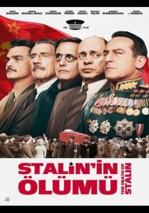 The Death Of Stalin film afişi