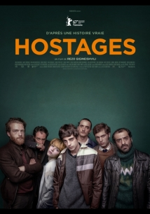 Hostages film afişi
