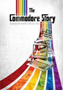 The Commodore Story film afişi