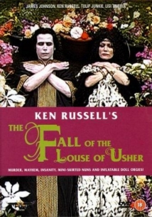 The Fall Of The Louse Of Usher: A Gothic Tale For The 21st Century film afişi