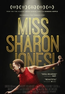 Miss Sharon Jones! film afişi