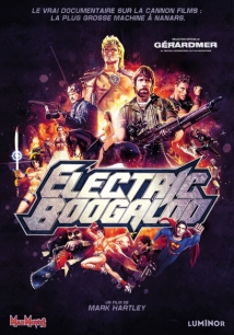 Electric Boogaloo: The Wild, Untold Story of Cannon Films film afişi