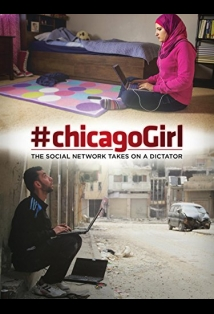#chicagoGirl: The Social Network Takes On A Dictator film afişi