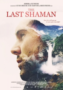 The Last Shaman film afişi