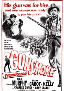 Gunsmoke film afişi