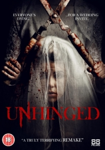 Unhinged film afişi