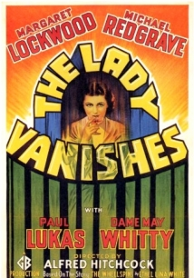 The Lady Vanishes 1938 film