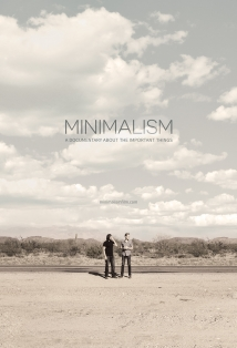 Minimalism: A Documentary About The Important Things film afişi