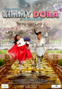 Kimmy Dora And The Temple Of Kiyeme film afişi