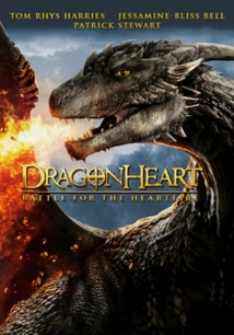 Dragonheart: Battle For The Heartfire film afişi