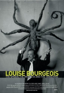 Louise Bourgeois: The Spider, The Mistress And The Tangerine film afişi