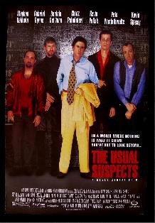 The Usual Suspects 1995 film