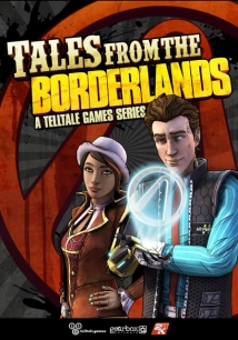 Tales From The Borderlands: A Telltale Games Series film afişi