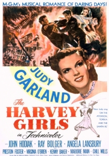 The Harvey Girls film afişi