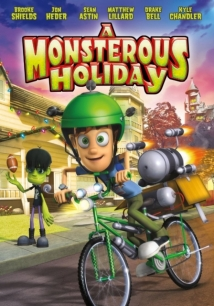 A Monsterous Holiday film afişi