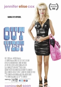 Out West film afişi
