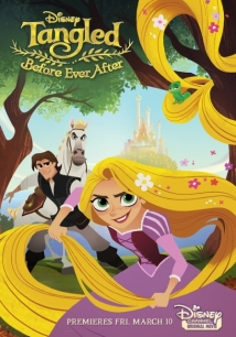 Tangled: Before Ever After film afişi