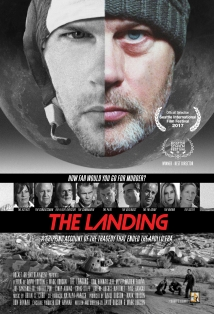 The Landing film afişi