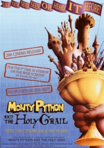 Monty Python and the Holy Grail 1975 film