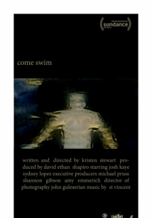 Come Swim film afişi