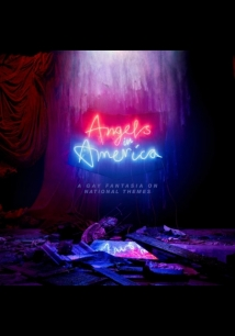 National Theatre Live: Angels In America Part One - Millennium Approaches film afişi
