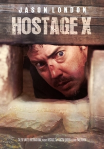 Hostage X film afişi